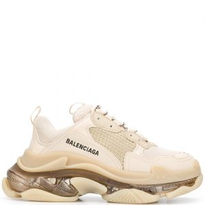 Balenciaga Triple S sneakers - Nude